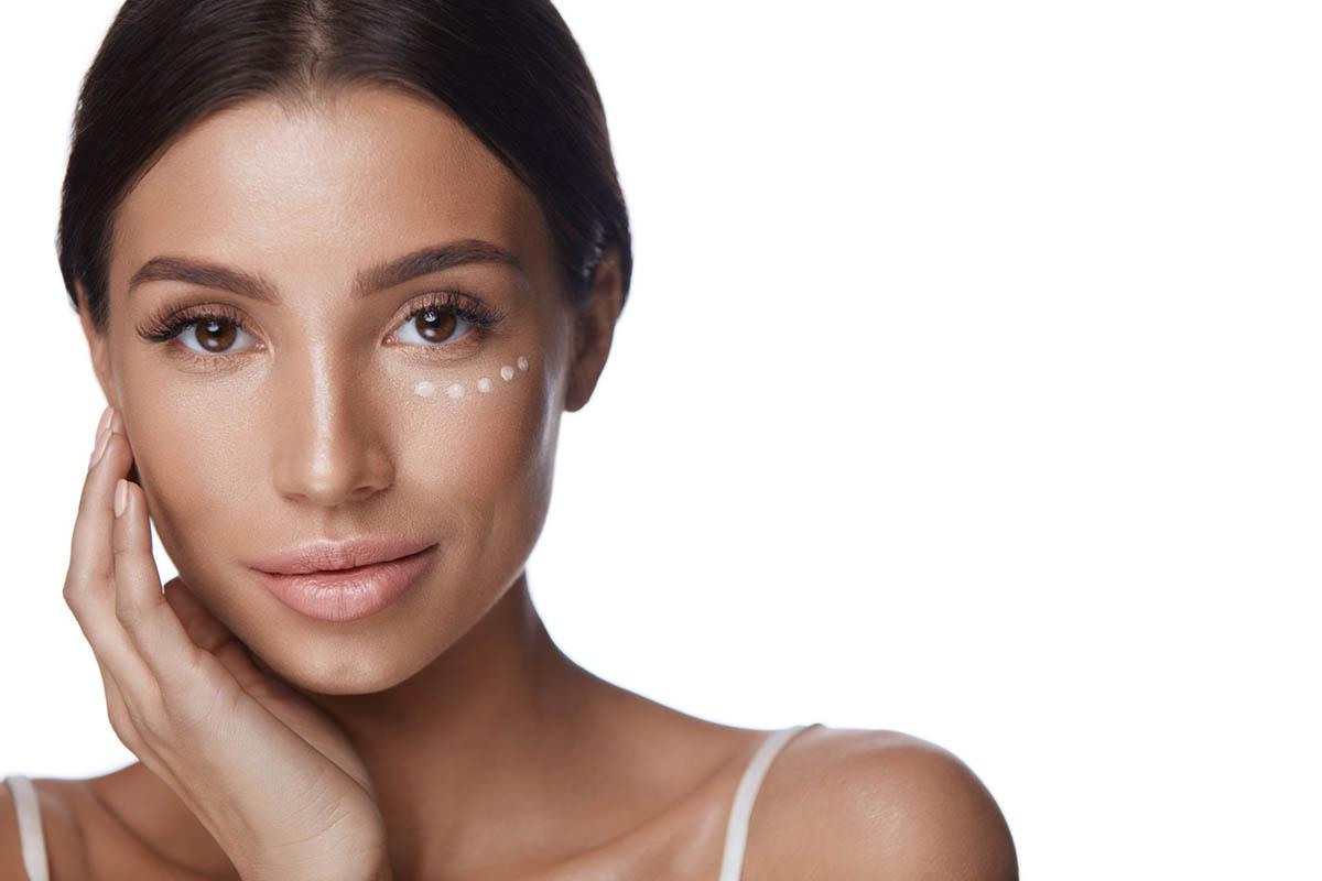 Cosmetic eye bag removal