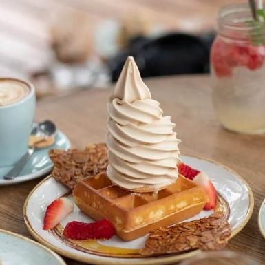 Top 50 Dessert Cafes in Singapore
