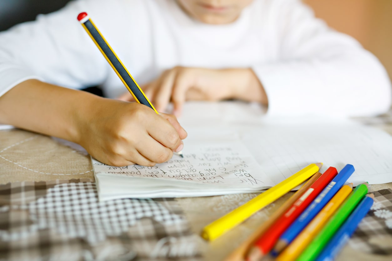 preschool studying