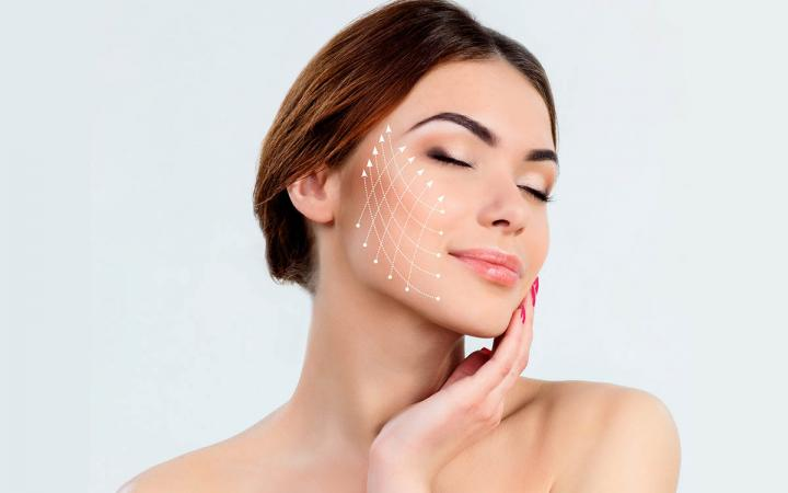 Face Thread Lift Procedure